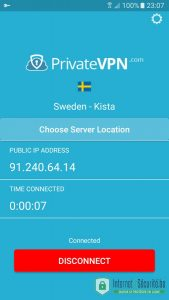 private vpn android