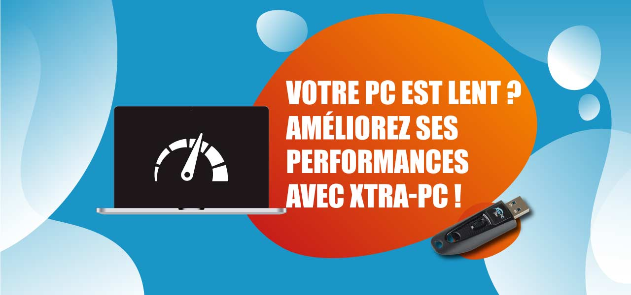 xtra pc booster ordinateur lent