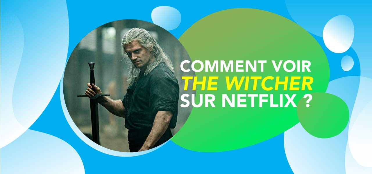 the witcher netflix streaming vf