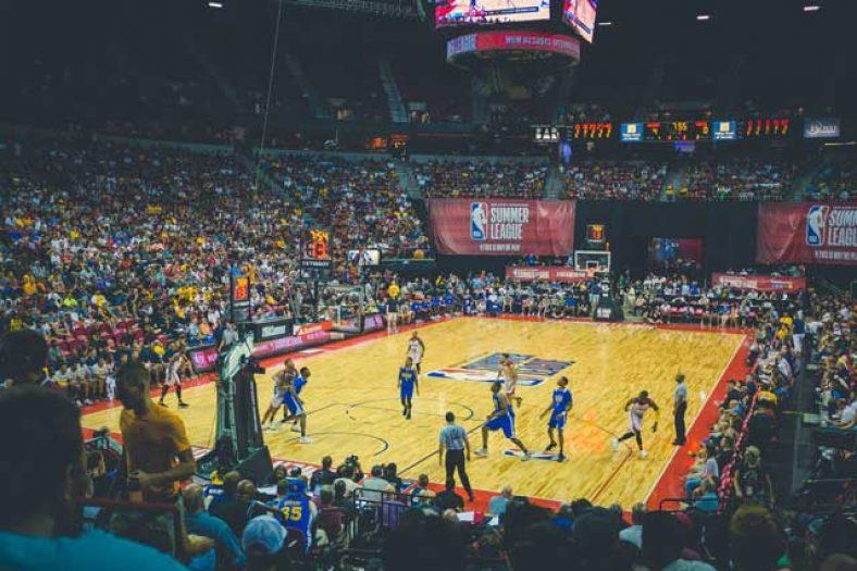 Streaming NBA en direct depuis létranger